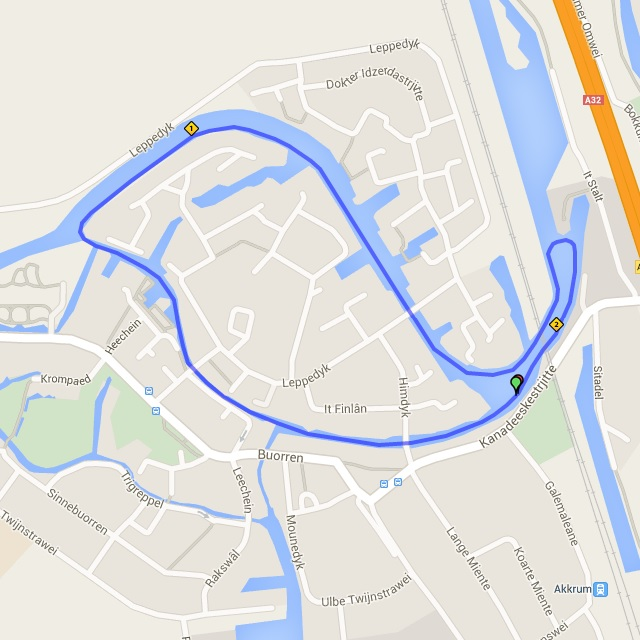 nk-zonnebootrace-route-akkrum-2014